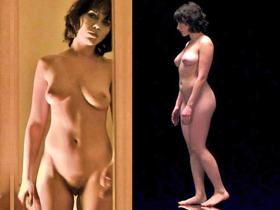 Scarlett johansson under the skin nude scene