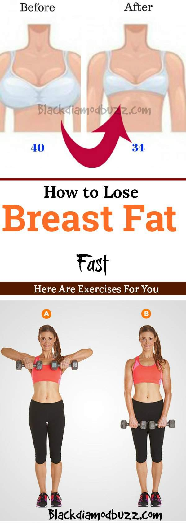 How to jog without losing breast size