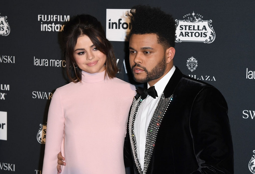 Is the weeknd and selena gomez dating