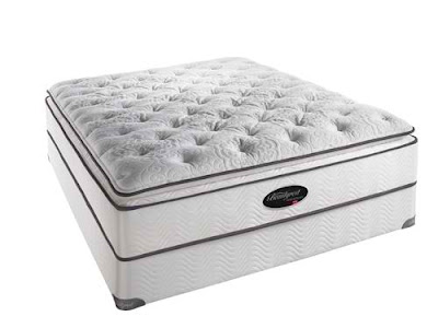 Simmons beautyrest world class monrovia latex plush