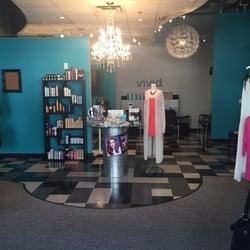 Lady s lingerie boutique salon and spa