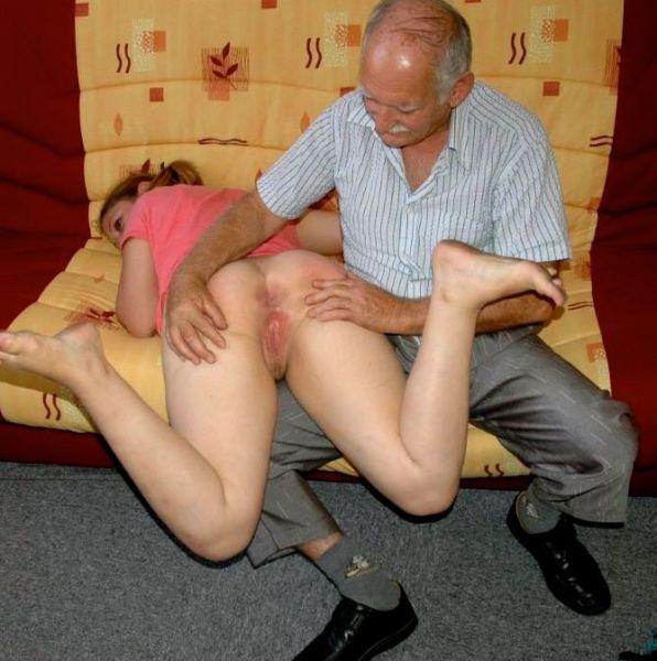 Young women having sex with older men