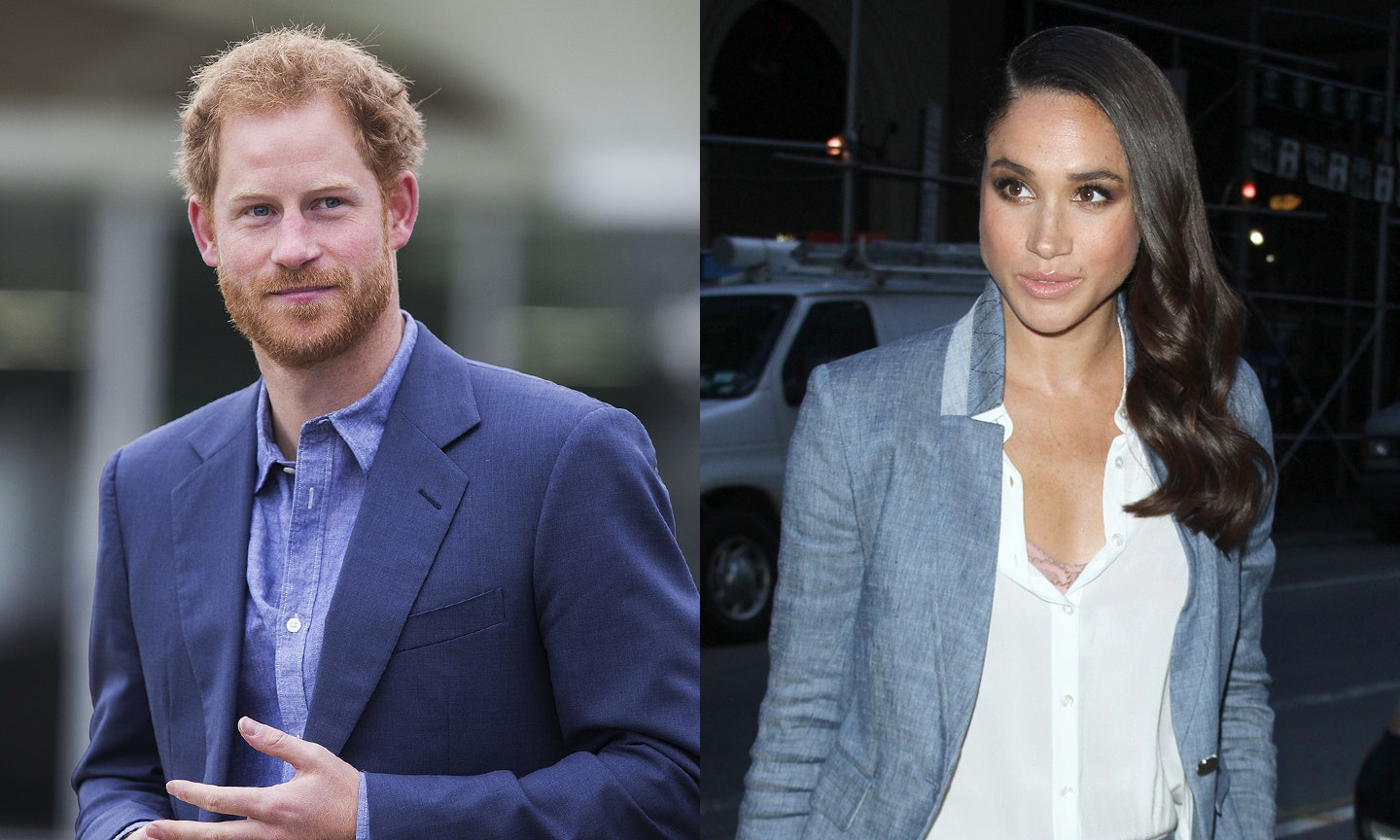 How long is prince harry dating meghan