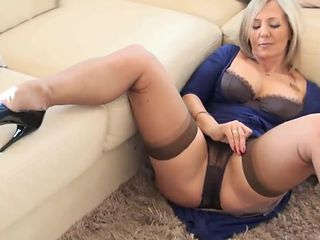 High hose in pantie porn thigh woman