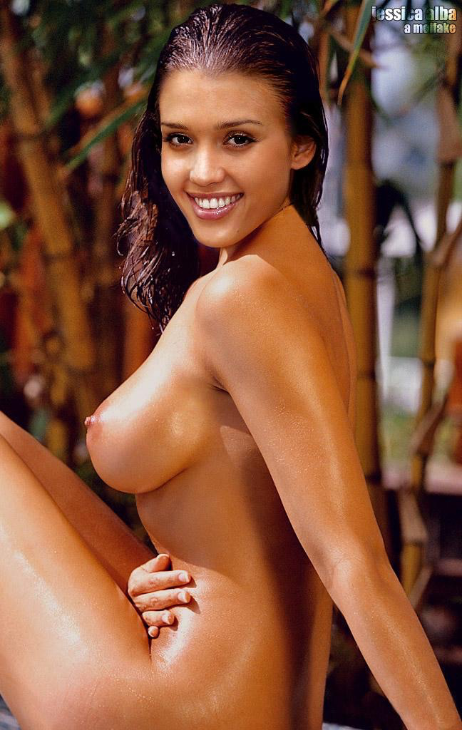 Gallery fake nude pictures of jessica alba
