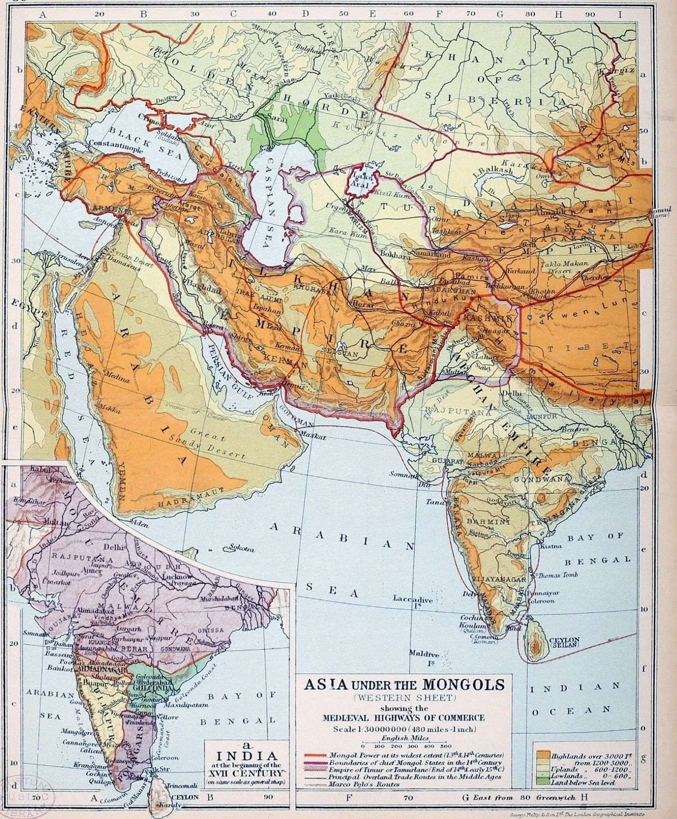 Asian country had two rulers for centuries