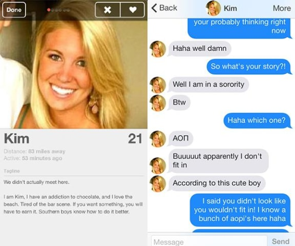 Is tinder a dating or hookup site