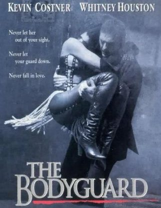 Lady in love with the boy bodyguard