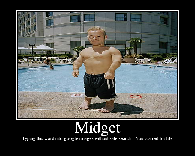 I m in love with a midget
