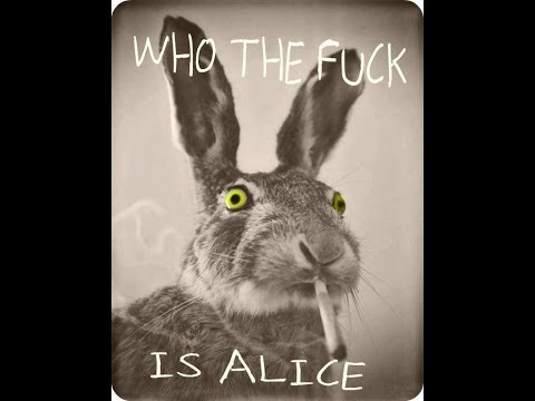 Alice alice who the fuck is alice