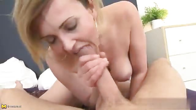 Mature women getting fucked by young men