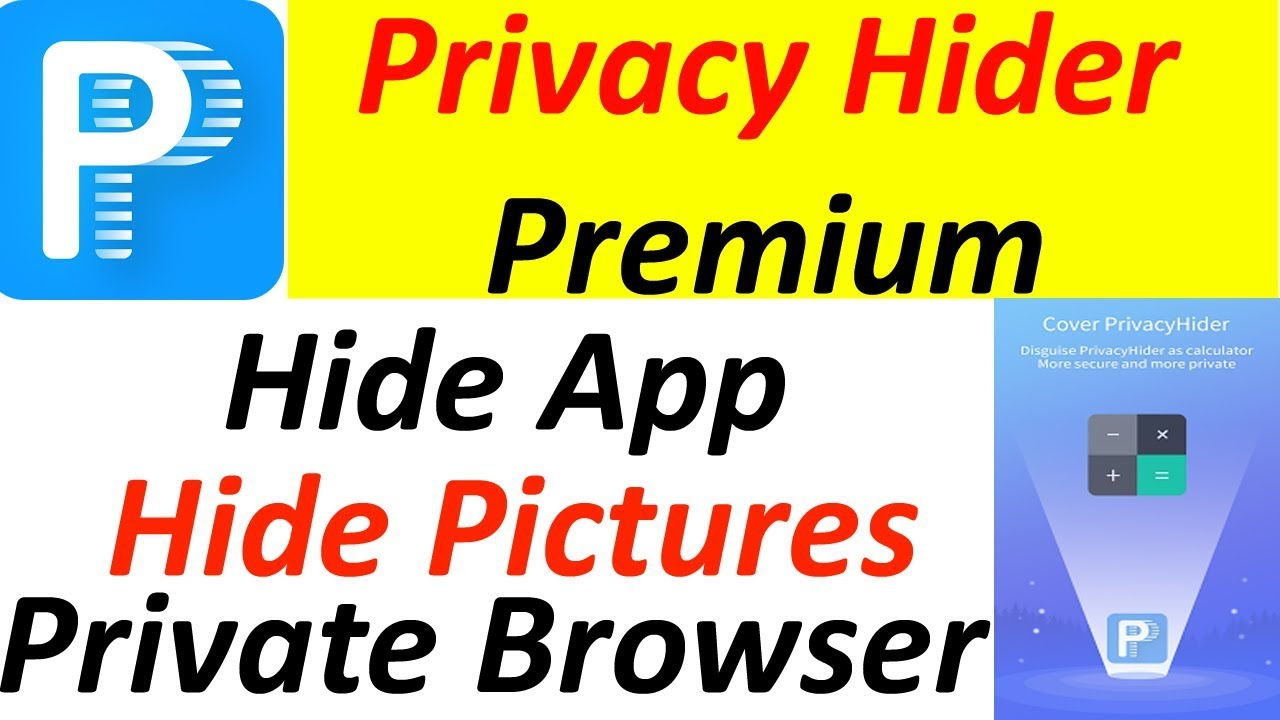 Hide app private dating safe chat privacyhider