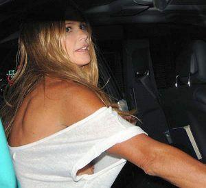 Retro porn blond has sex with driver
