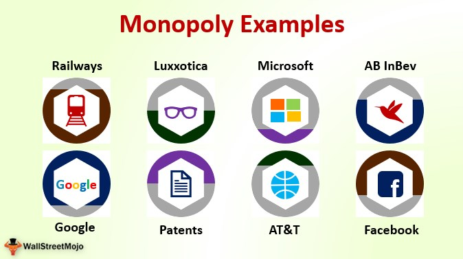 Give an example of a public monopoly
