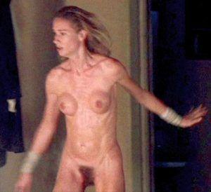 Elizebeth hurley nude seen wieght of water