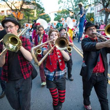 Second line social aid and pleasure society