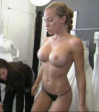 Kendra wilkinson s naked pool party uncensored