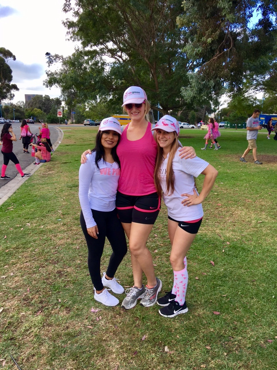 San diego breast cancer walk balboa park