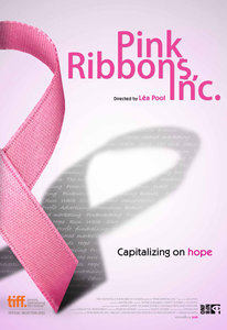 Breast cancer inc philanthropy pink politics ribbon