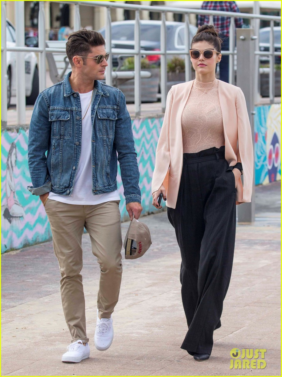 Are zac efron and alexandra daddario dating