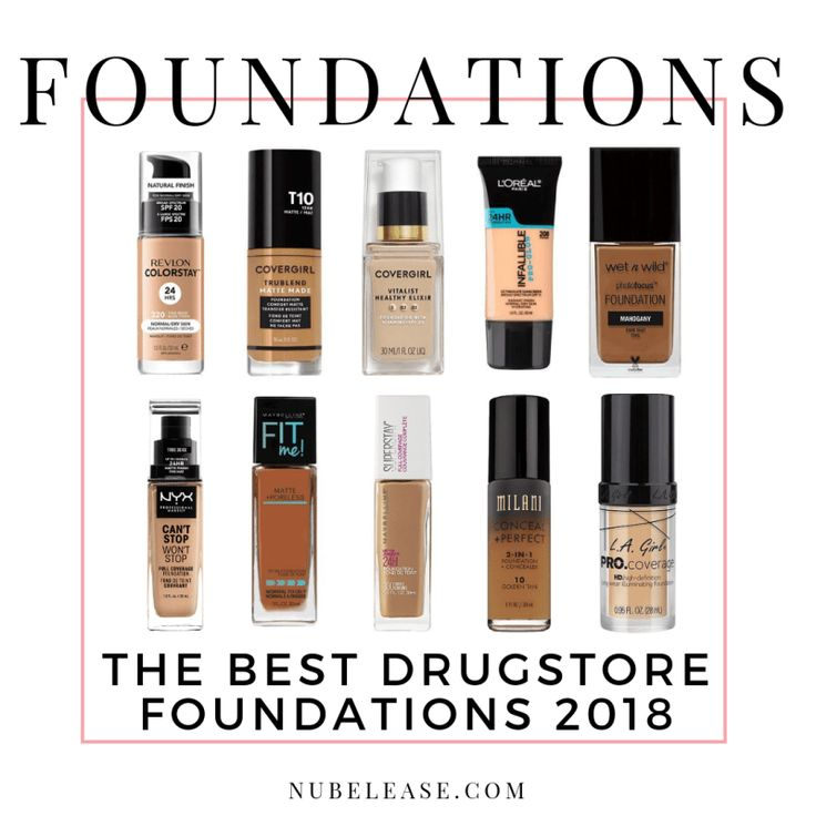 Best foundation for full coverage mature skin