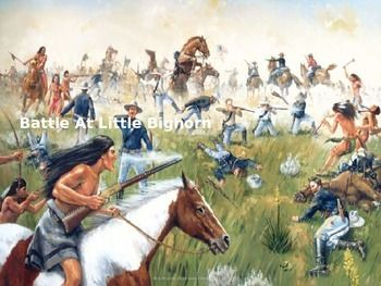 Custer look at all those fucking indians