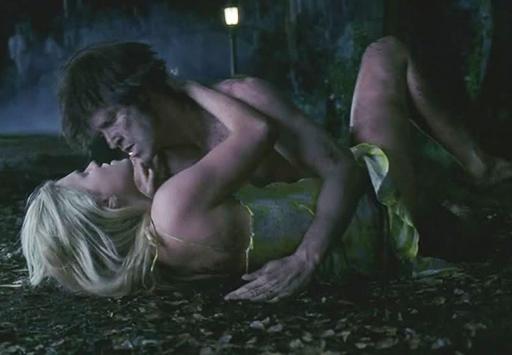 True blood sookie and bill sex scene
