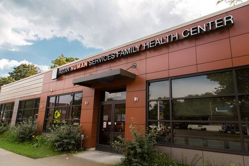 Asian human services family health center inc