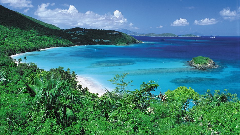 U s virgin islands department of tourism