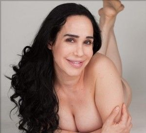 Man sticks his head in womans vagina