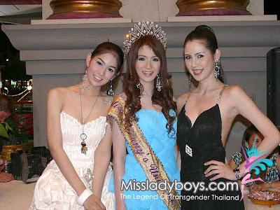 Missladyboys com the legend of transgender thailand