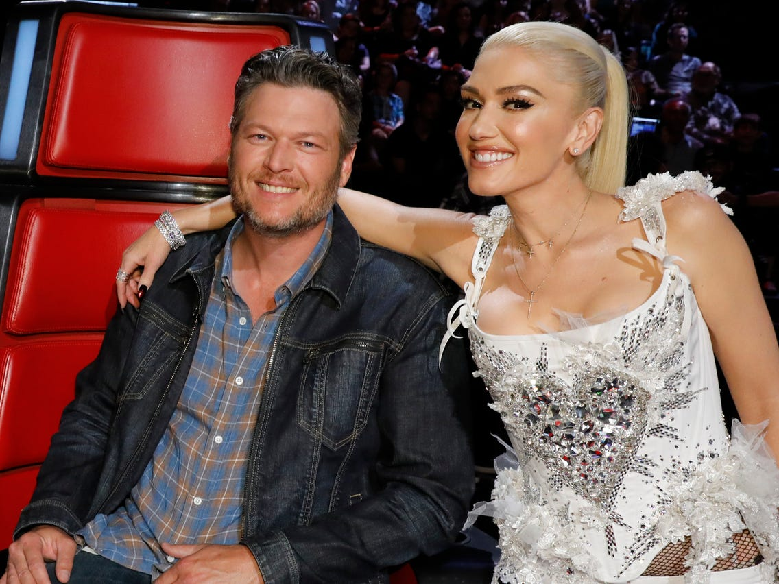 Blake shelton and gwen stefani still dating