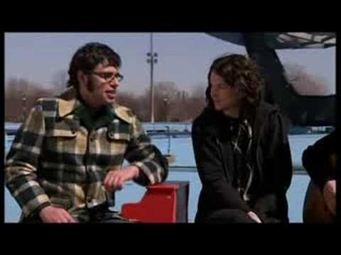 Flight of the conchords in the nude