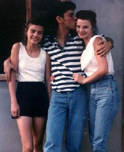Caught by husband having hot lesbian threesomes