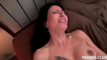 Mom want as fucked and my cum