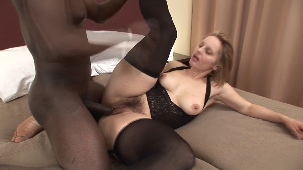 First time sex with big black cock