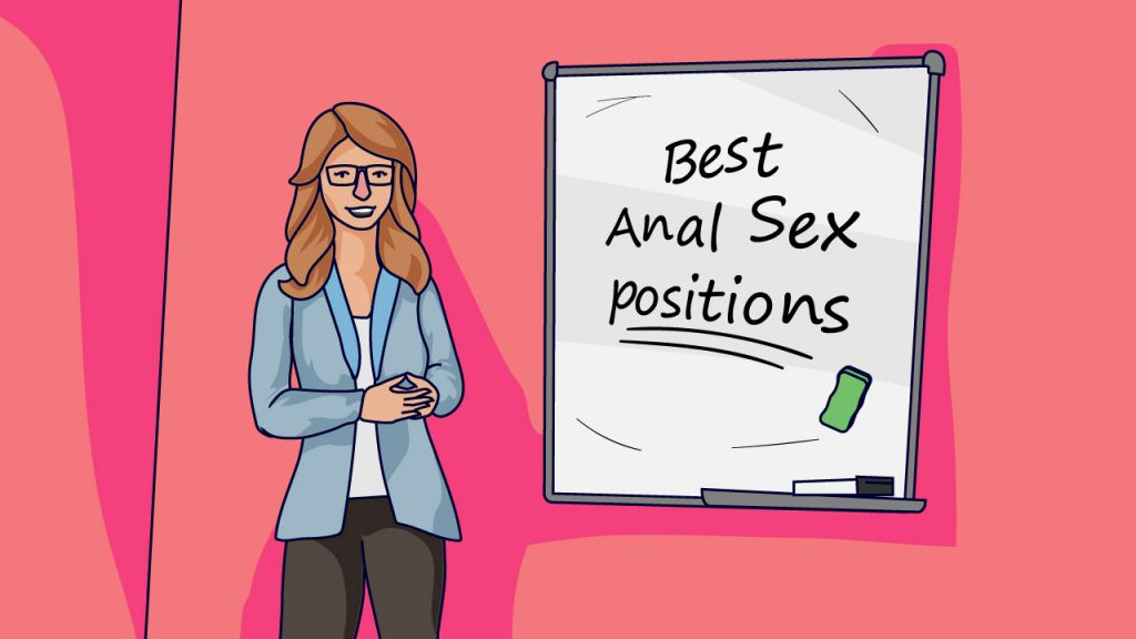 How to have anal sex without hurting
