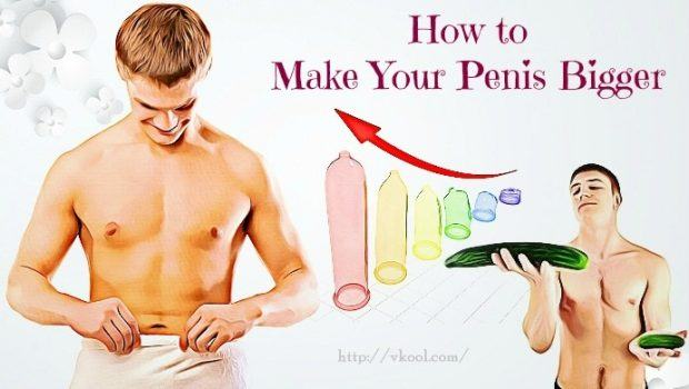 How to get a longer penis naturally