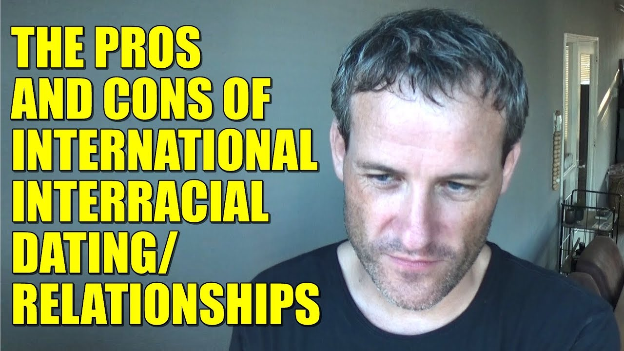 The pro and cons of interracial dating