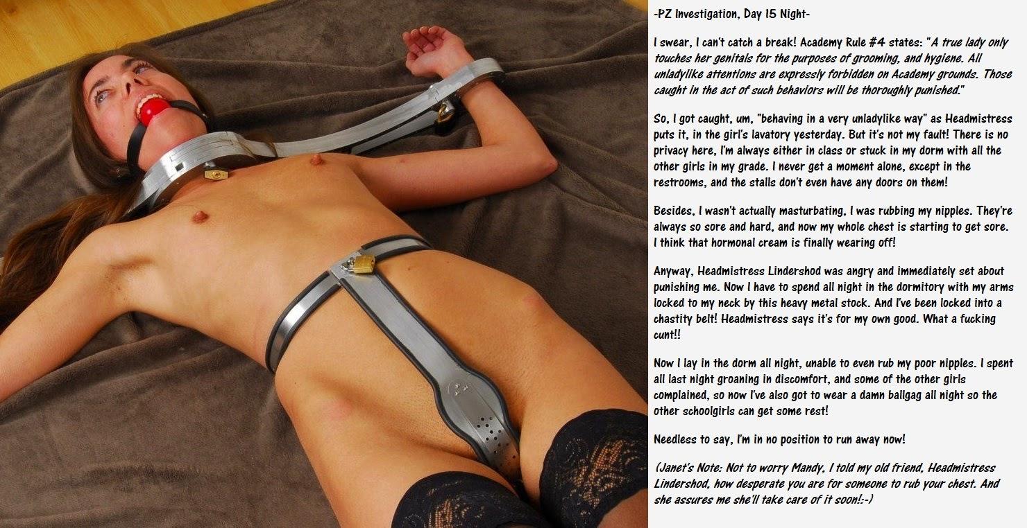 Men put into bondage by wife s