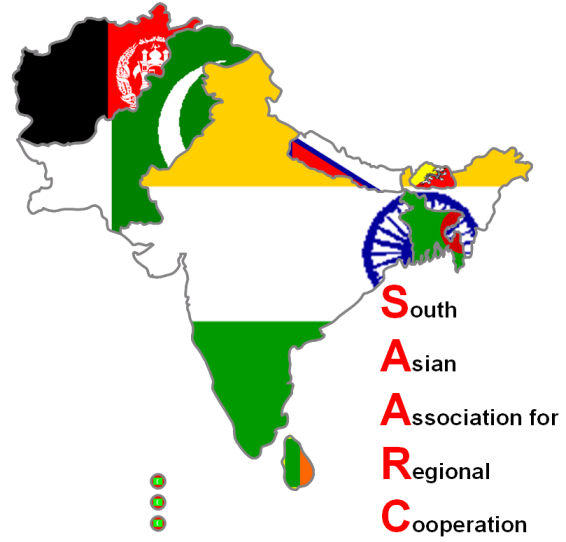 The south asian association for regional cooperation