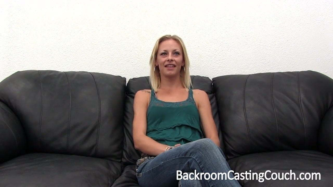 Doesnt want to fuck backroom casting couch