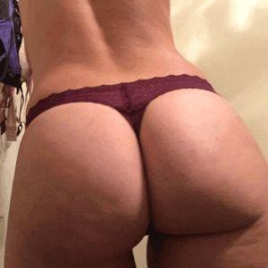 Ass big does look make this thong