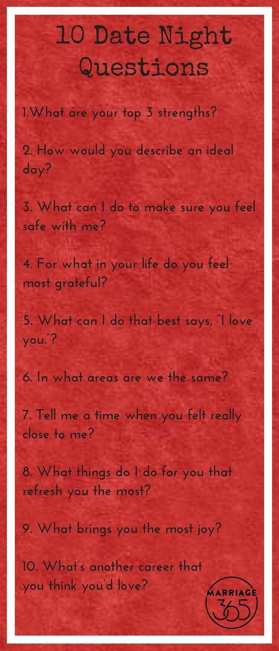 What questions to ask on online dating
