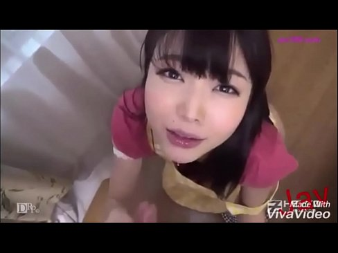 Japanese mom wakes up son with blowjob