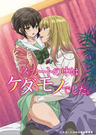 Skirt no naka wa kedamono deshita wiki