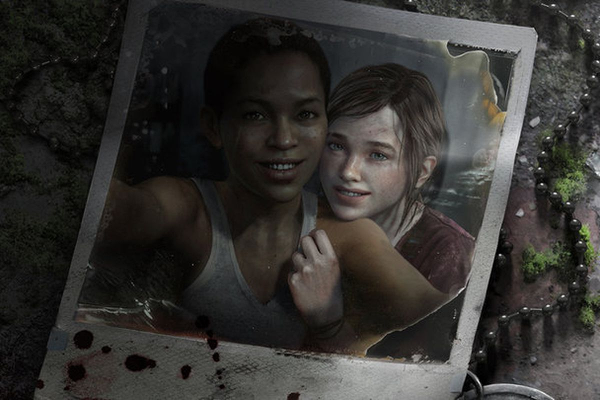 The last of us ellie and riley