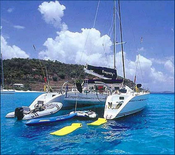 Boats for sale virgin islands used sail