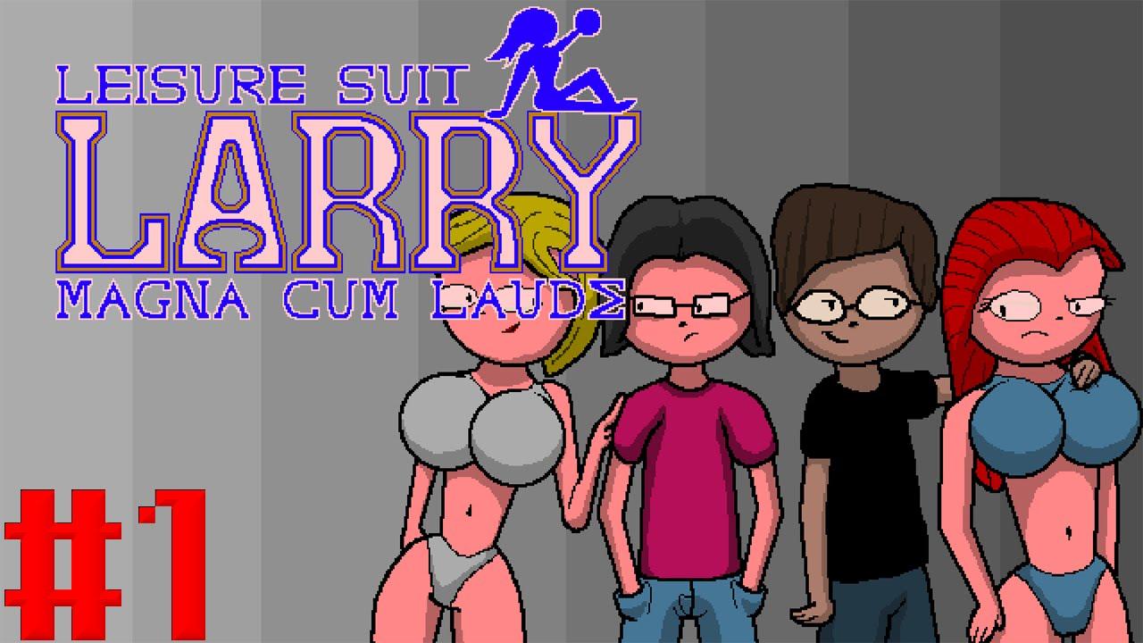Error leisure suit larry magna cum laude
