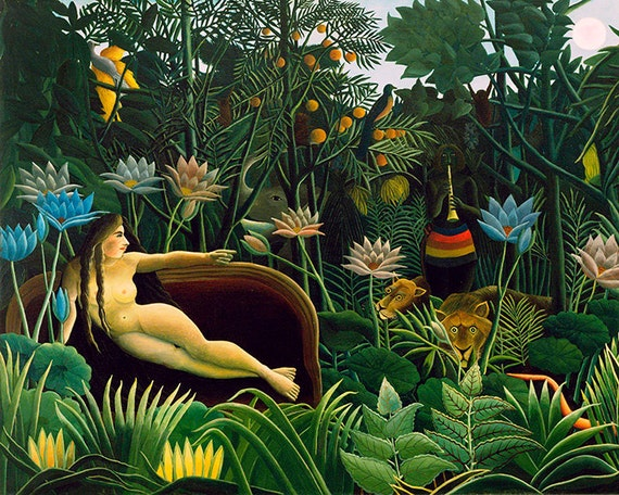 Pics of nude women in jungle setting